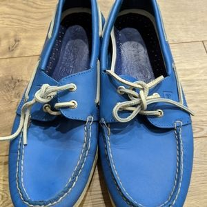 Sperry Leather boat shoes 11.5